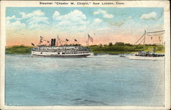 "Steamer ""Chester W. Chapin"""