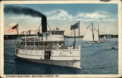 "Steamer ""Westport"""
