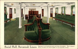 Savannah Liners - Social Hall