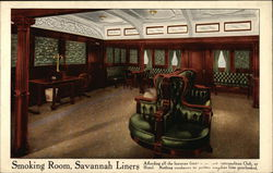 Savannah Liners - Smoking Room