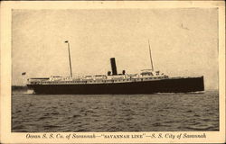 S. S. City of Savannah