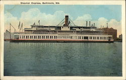 Steamer Express