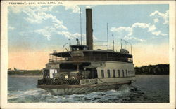 "Ferryboat ""Governor King"""