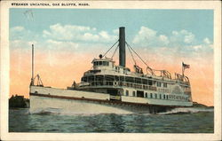 Steamer Uncatena