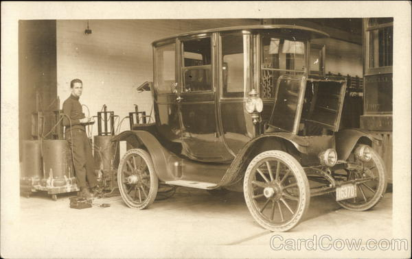Large Carriage/Car Massachusetts Cars