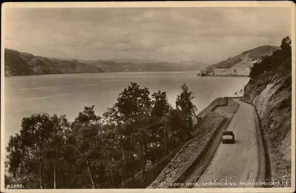 Loch Ness Drumnadrochit Scotland