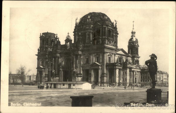 Cathedral Berlin Germany