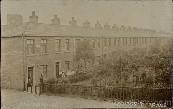 Cambridge Terrace Millbrook England Greater Manchester