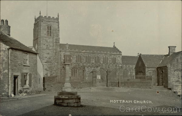 Mottram Church England Greater Manchester