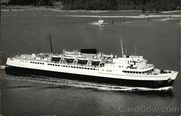 Princess of Vancouver, CPR Steamers