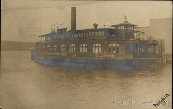 Hudson River Line, Edgewater Riverboats