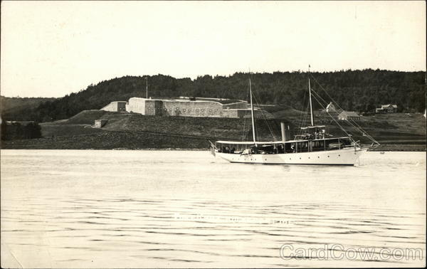 Steamer Sailboat Steamers