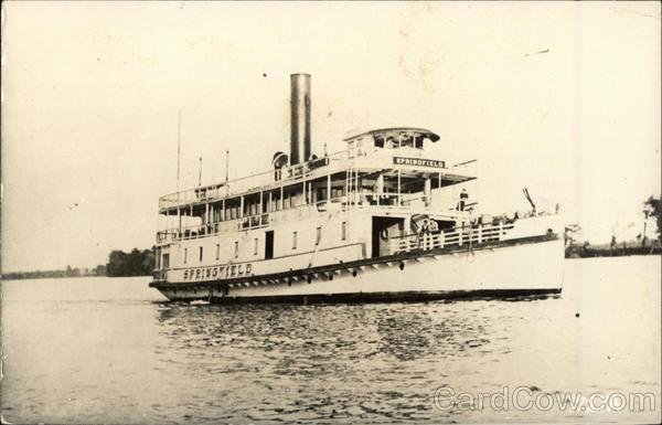 Steamer Springfield Steamers