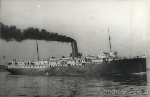 Steamer City of Rome Steamers