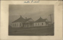 Mollie Russel's House