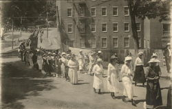 Woman, Parade, Suffrage?