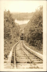 Incline Railway - Uncanoonuc Mt.