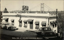 Sail Inn at Waldo-Hancock Bridge