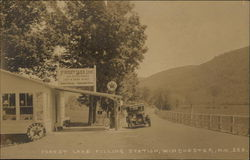 Forest Lake Filling Station