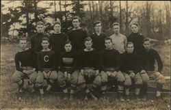 Football Team Colby Academy (Colby Sawyer College)