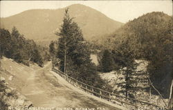 The Mohawk Trail Postcard