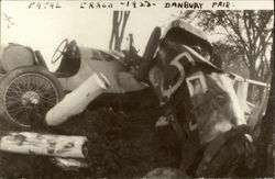 Fatal Crash, 1923, Danbury Fair