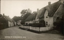 Newton - Thatched Cottages