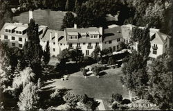 The Guild Inn from the Air