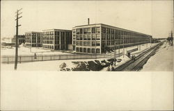 Factory Buildings, probably Massachusetts