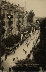 Eidgenössisches Turnfest 1922