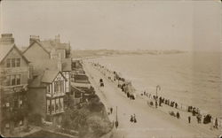 Colwyn Bay West Parade