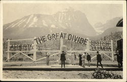 View of The Great Divide