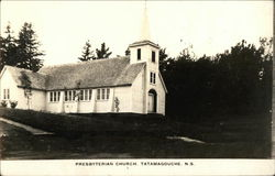 Presbyterian Church on a Hill