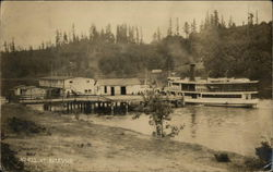 Steamer at Bellevue