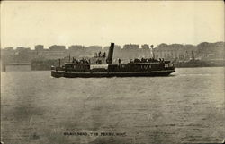 Gravesend, The Ferry Boat