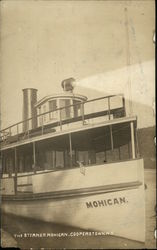 The Steamer Mohican