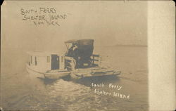 South Ferry Postcard