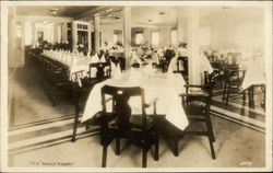 T.S.S. Prince Robert, Dining Room
