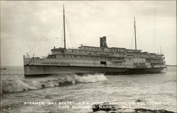 "Steamer ""Bay State"" (ESS Corp.)"