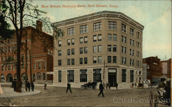 New Britain National Bank Connecticut