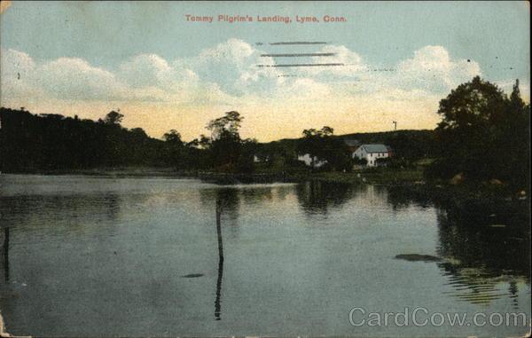 Tommy Pilgrim's Landing Lyme Connecticut