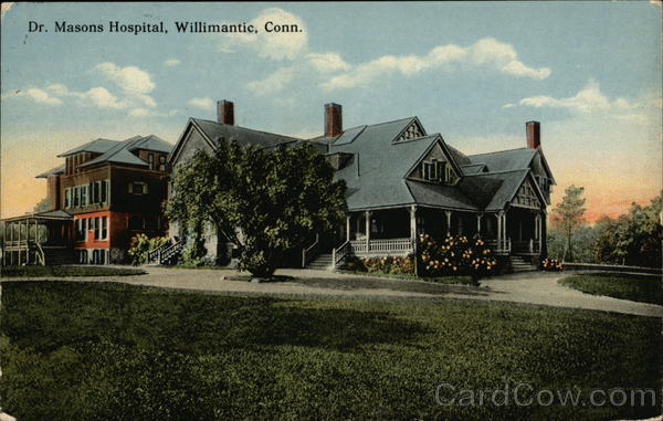 Dr. Masons Hospital Willimantic Connecticut