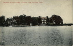 Lakeside Inn and Cottage at Bantam Lake
