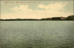 Bantam Lake, West Shore