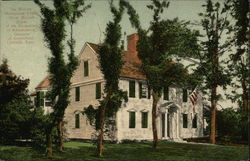 The Wolcott Homestead (1754)
