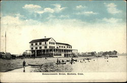 Hammonassett House Postcard