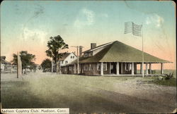 Madison Country Club Postcard