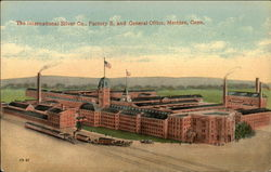 The International Silver Company, Factory E, and General Office