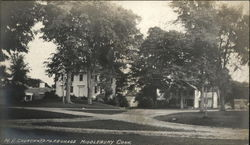 M.E. Church and Parsonage