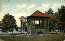 Lake Quassapaug - The Bandstand